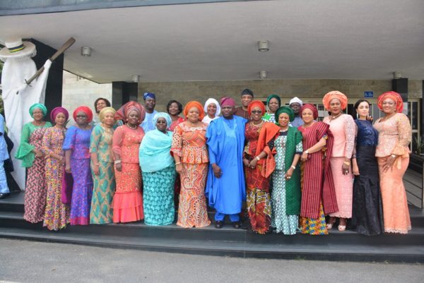 Ambode hosts Southern Govs Wives