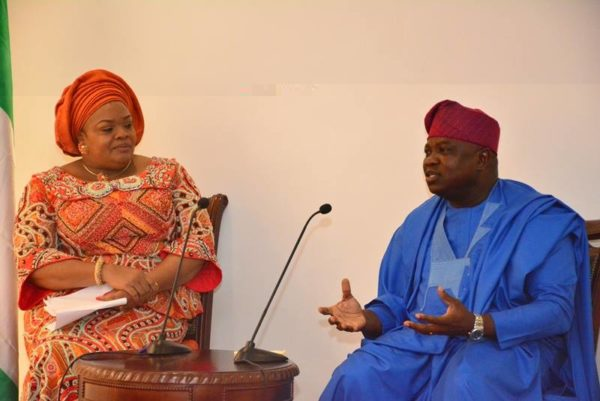 Ambode hosts Southern Govs Wives17