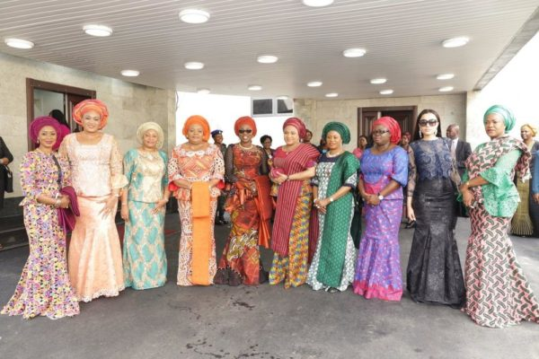 Ambode hosts Southern Govs Wives4