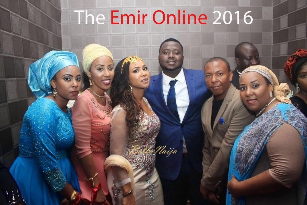 Amne and Ahmed Bala Muhammed_ and Rabi and Abdullahi Bala Mohammed_Northern Nigerian_Hausa Wedding_2016_amne image_5