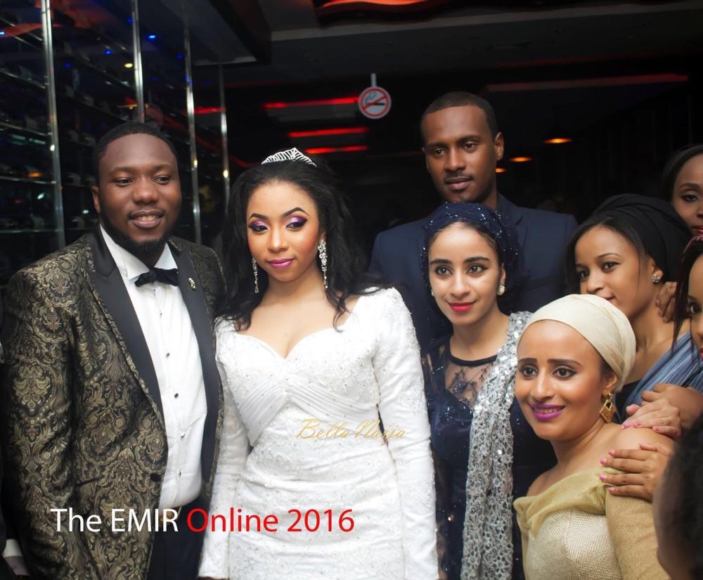 Amne and Ahmed Bala Muhammed_ and Rabi and Abdullahi Bala Mohammed_Northern Nigerian_Hausa Wedding_2016_image_11