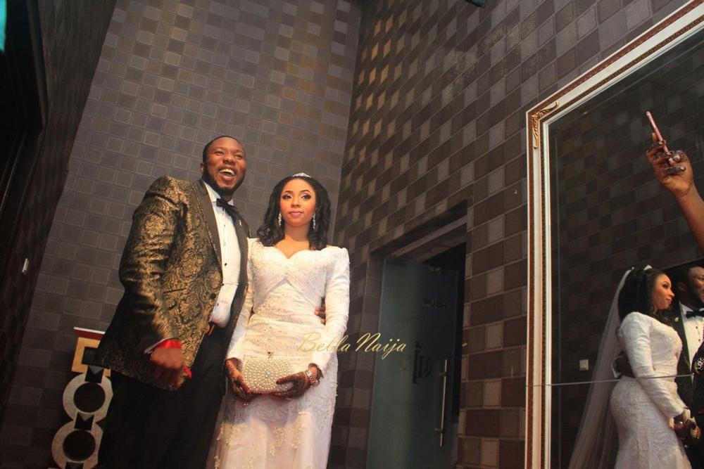 Amne and Ahmed Bala Muhammed_ and Rabi and Abdullahi Bala Mohammed_Northern Nigerian_Hausa Wedding_2016_image_8