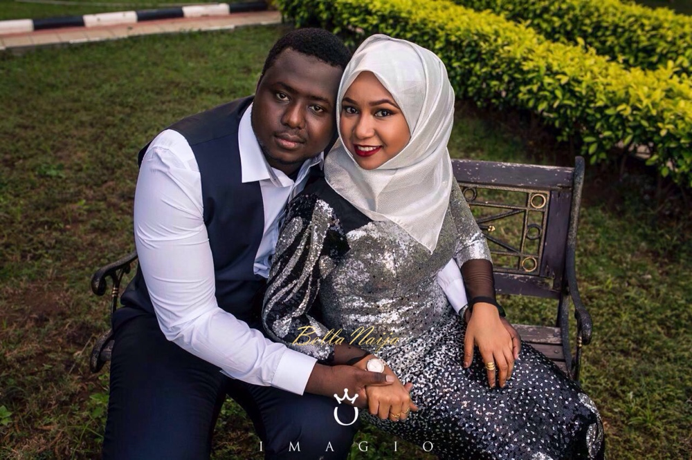 Amne and Ahmed Bala Muhammed_Northern Nigerian_Hausa Wedding_2016_image