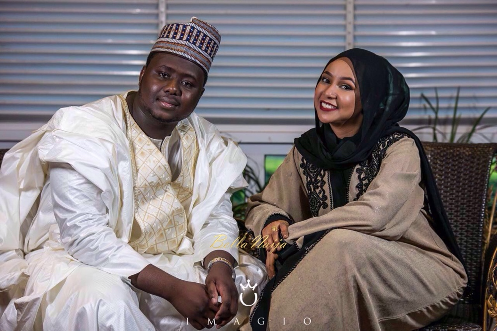 Amne and Ahmed Bala Muhammed_Northern Nigerian_Hausa Wedding_2016_image_1