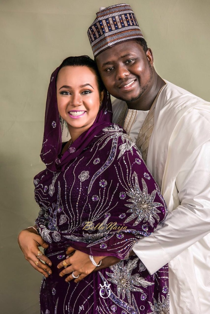 Amne and Ahmed Bala Muhammed_Northern Nigerian_Hausa Wedding_2016_image_3