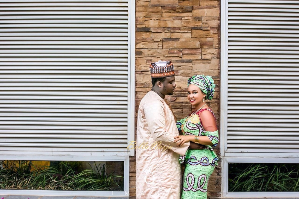 Amne and Ahmed Bala Muhammed_Northern Nigerian_Hausa Wedding_2016_image_4