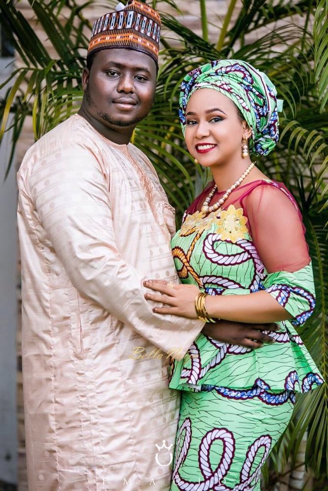 Amne and Ahmed Bala Muhammed_Northern Nigerian_Hausa Wedding_2016_image_5