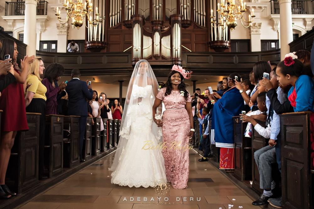Annabella Gabriel White Wedding Bellanaija 2016 Adebayo Deru 2 3