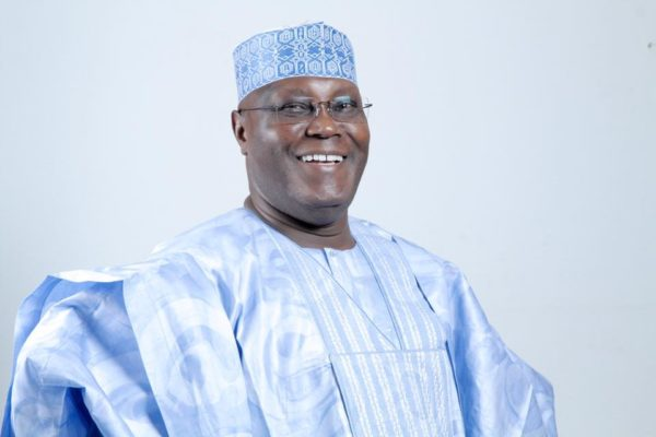 "Mace Theft: Atiku ""utterly embarrassed, shocked and outraged"""