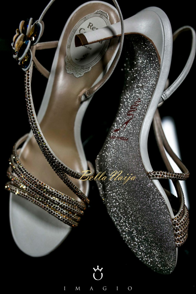 Samira's Wedding Shoes (Photo Credit: Imagio Photography)