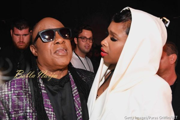 Stevie Wonder & Jennifer Hudson