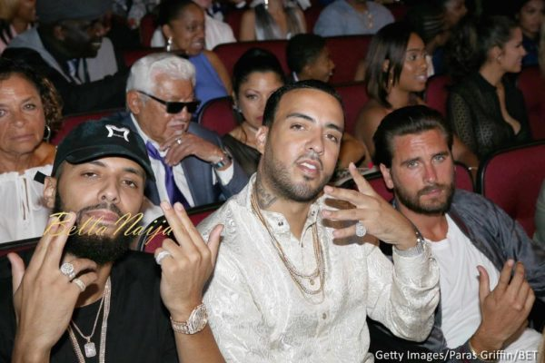 French Montana & Scott Disick