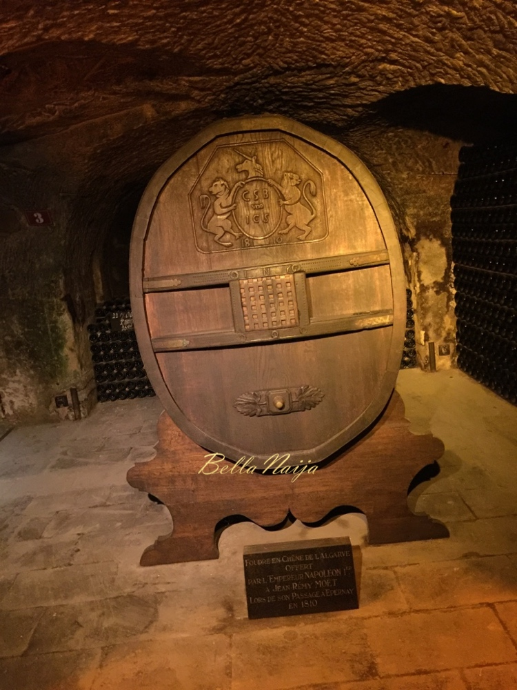 Barrel Given by Napoleon