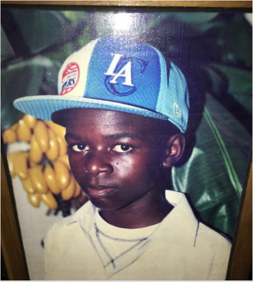 Before Falz became a 'Bahd Guy'