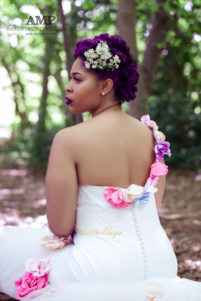 Berry Curvy Bridal Inspiration_Plus Size Black Bride_BellaNaija Weddings June 2016_Wedding shoot-12-3