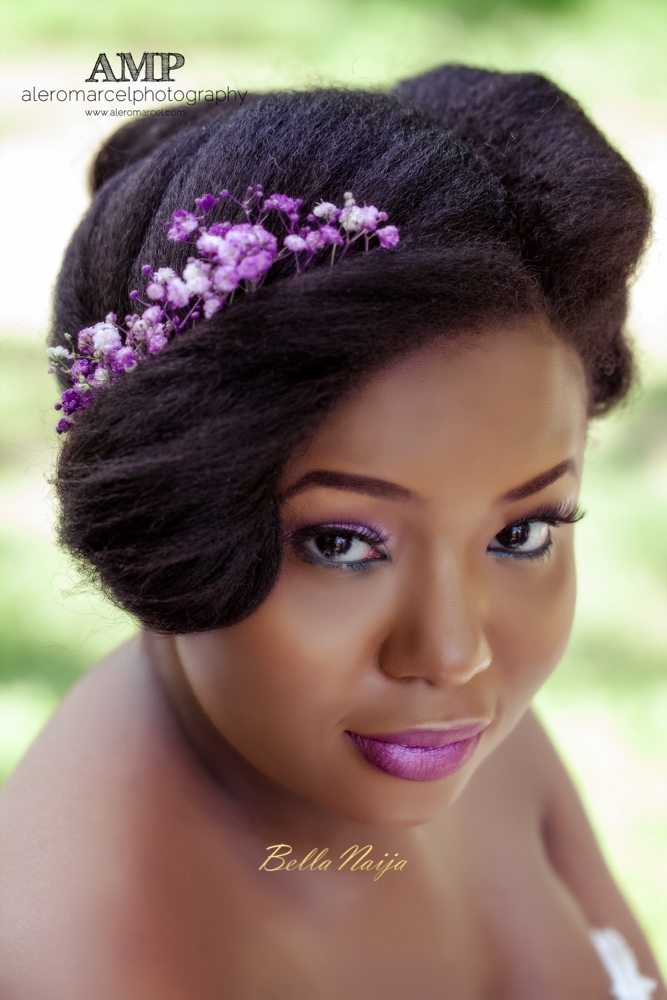 Berry Curvy Bridal Inspiration_Plus Size Black Bride_BellaNaija Weddings June 2016_Wedding shoot-18-3