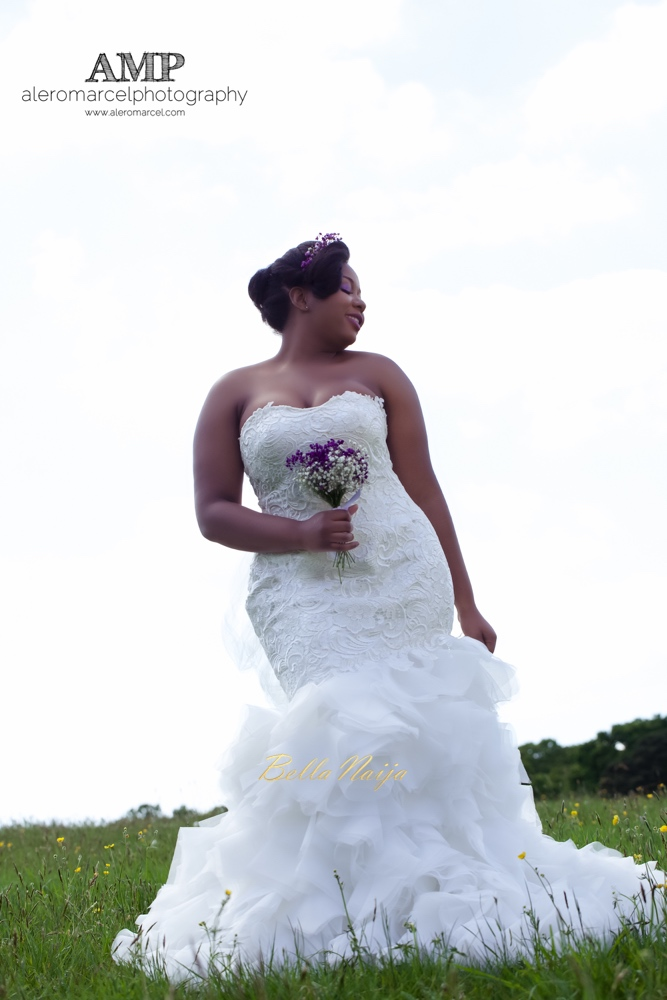Berry Curvy Bridal Inspiration_Plus Size Black Bride_BellaNaija Weddings June 2016_Wedding shoot-21-3
