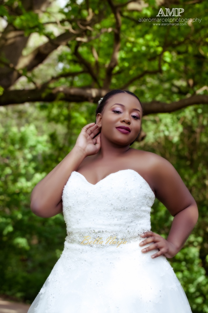 Berry Curvy Bridal Inspiration_Plus Size Black Bride_BellaNaija Weddings June 2016_Wedding shoot-28