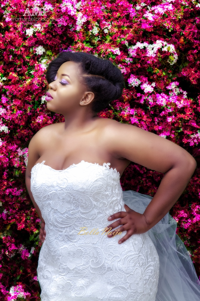 Berry Curvy Bridal Inspiration_Plus Size Black Bride_BellaNaija Weddings June 2016_Wedding shoot-33-2