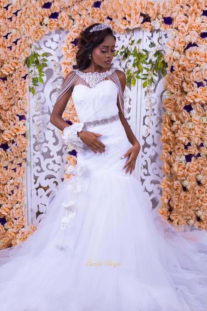 Black Girl Magic Nigerian Brides_Wedding Inspiration Shoot_June 2016_04