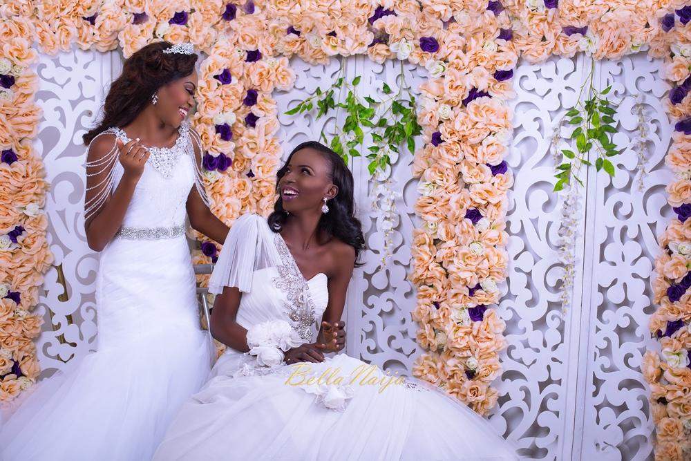 Black Girl Magic Nigerian Brides_Wedding Inspiration Shoot_June 2016_11