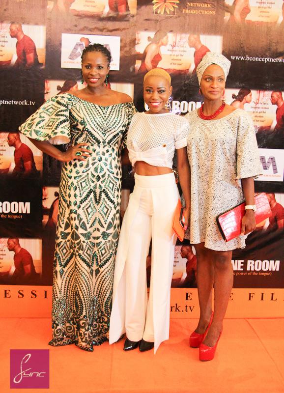 Blessing Egbe Film Premerie-26