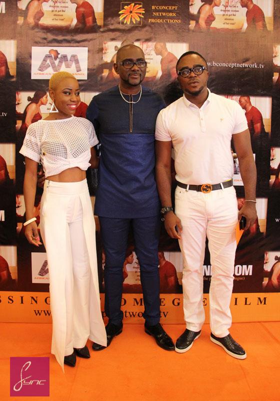 Blessing Egbe Film Premerie-27