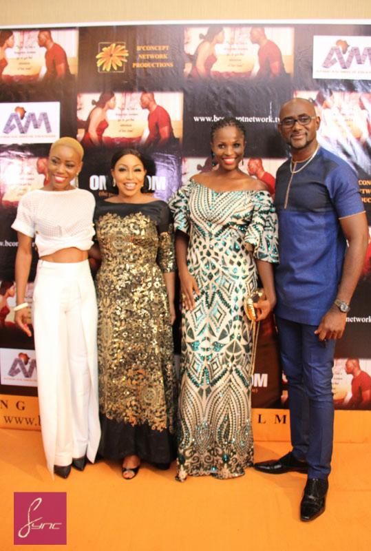 Blessing Egbe Film Premerie-53