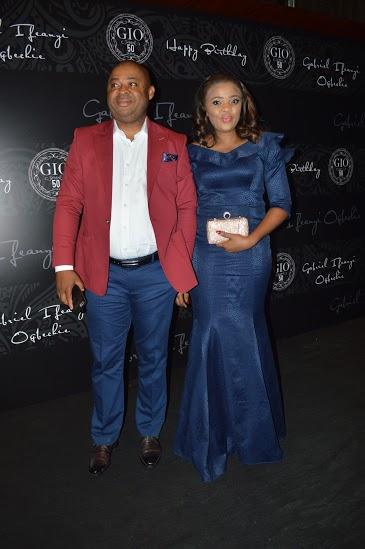 Boniface & Onyinye Chukwunaru