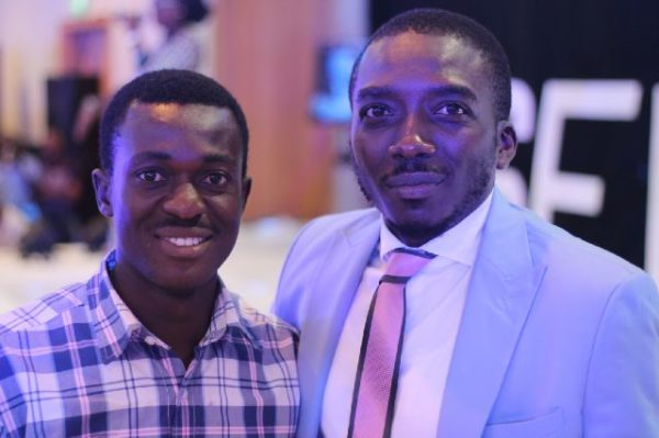 Bovi was the MC of the event