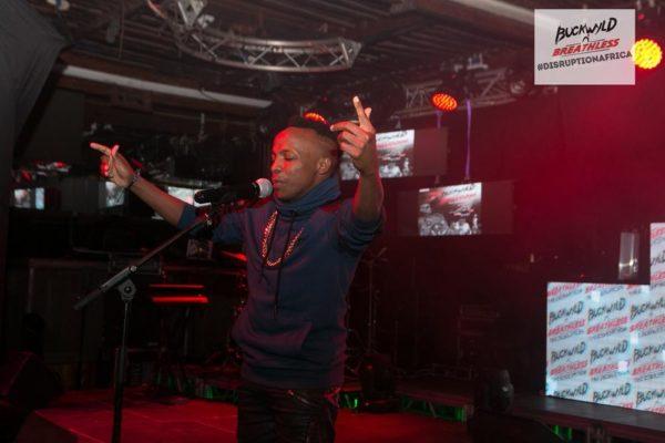 Buckwyld and Breathless The Distruption Africa Tour Concert Nairobi Kenya BellaNaija (15)