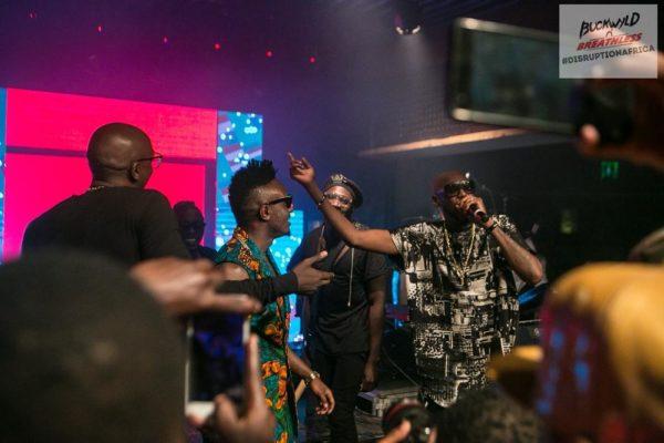 Buckwyld and Breathless The Distruption Africa Tour Concert Nairobi Kenya BellaNaija (30)