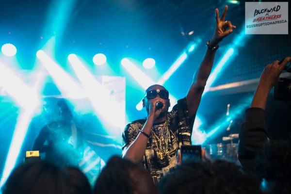 Buckwyld and Breathless The Distruption Africa Tour Concert Nairobi Kenya BellaNaija (35)