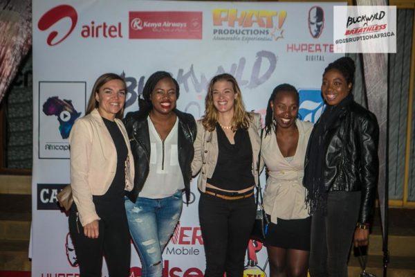 Buckwyld and Breathless The Distruption Africa Tour Concert Nairobi Kenya BellaNaija (5)