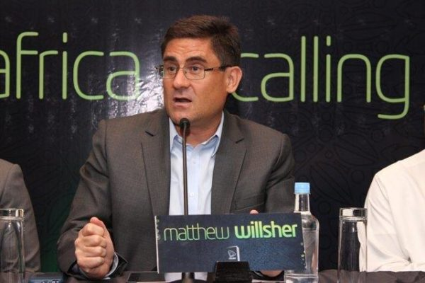 CEO, Etisalat Nigeria - Matthew Willsher