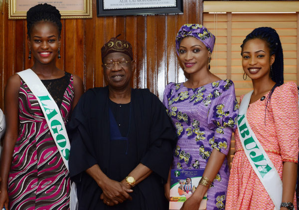 Caires Grooming Agency Visits Lai Mohammed-June-2016-BELLANAIJA0017
