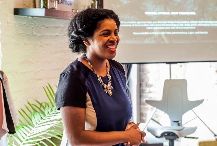 Cherae Robinson - Founder, Tastemakers Africa