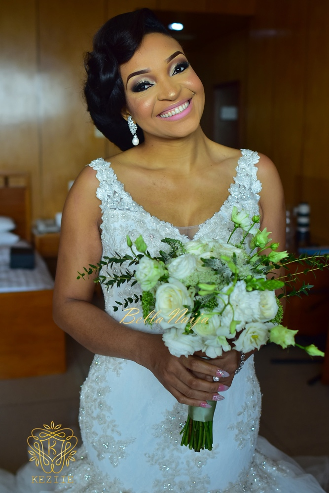 Chidinma's Bouquet by Adela's Haven (Photo Credit: Keziee Photography)