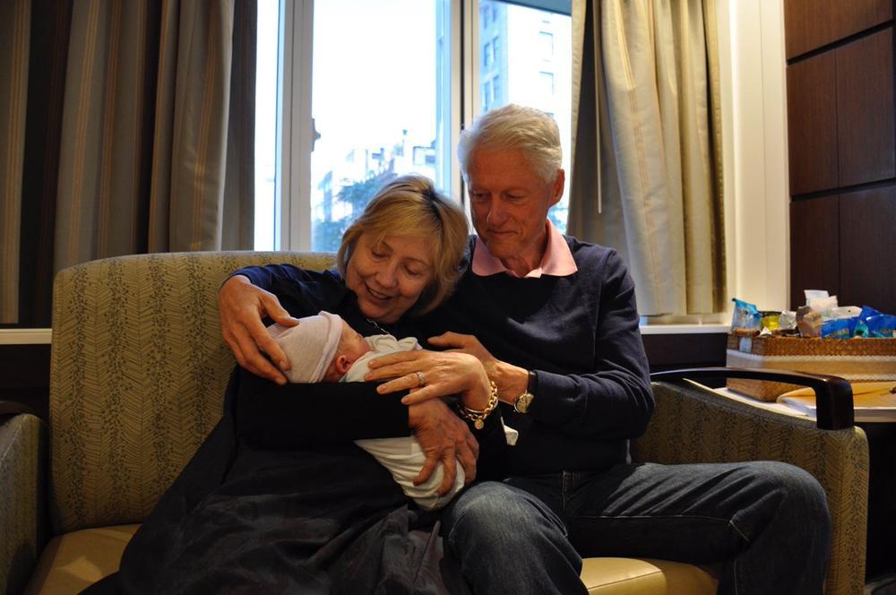 Bill clinton date of birth in Perth