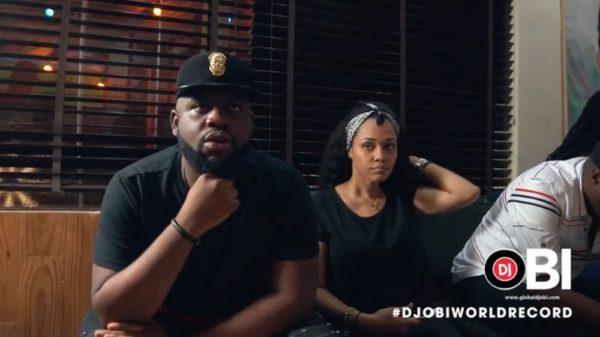 DJ Obi World Record Attempt_Tania Omotayo, Tayo