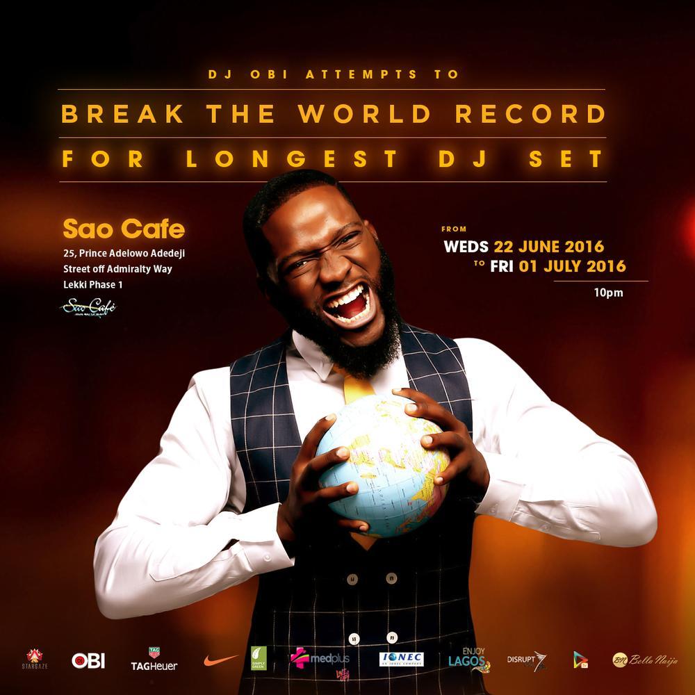 Dj Obi - World Record - BN