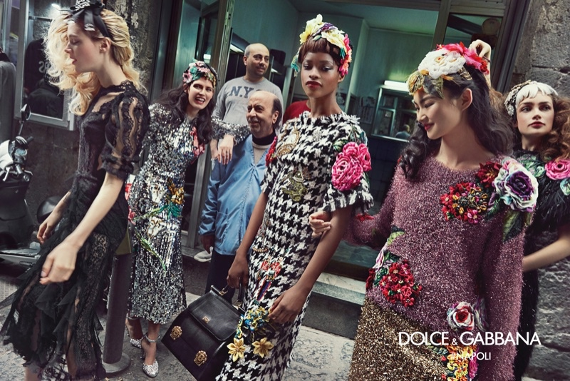 Dolce-Gabbana-Fall-Winter-2016-Campaign05bellanaija june 2016_