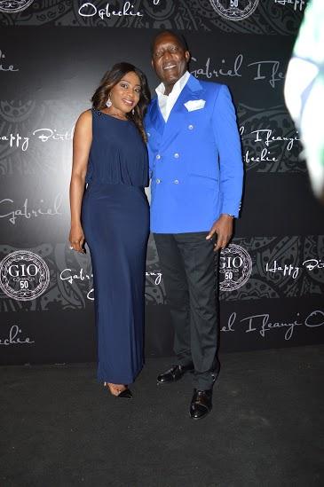 Dorothy & Jeff Nnamani