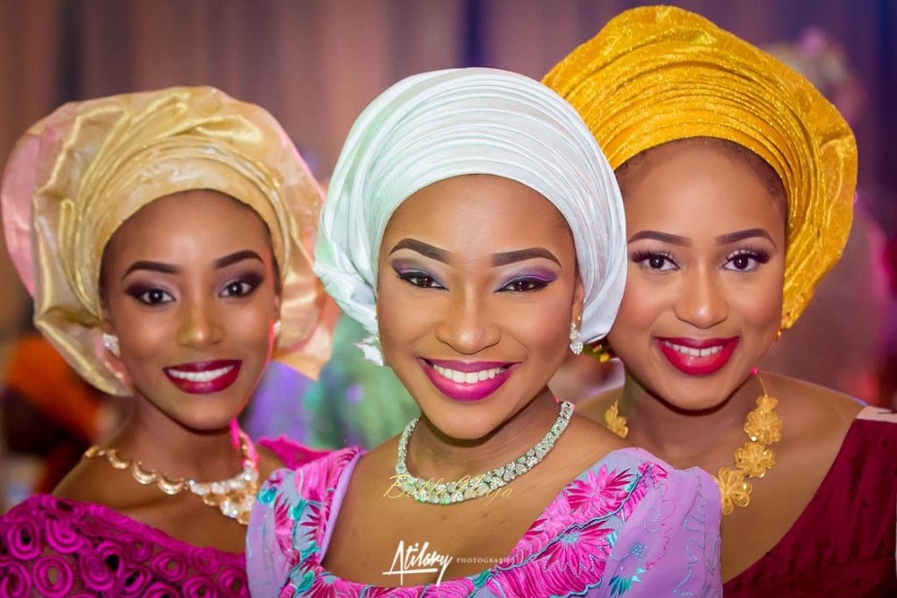 Double Wedding_Hausa Sisters_Rabi and Abdullahi, Amina and Ahmed_Nigerian Northern Wedding_BellaNaija Weddings 2016_Atilary Studio_862C4961-2