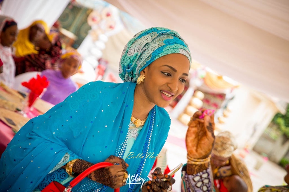 Double Wedding_Hausa Sisters_Rabi and Abdullahi, Amina and Ahmed_Nigerian Northern Wedding_BellaNaija Weddings 2016_Budan Kai_862C3723