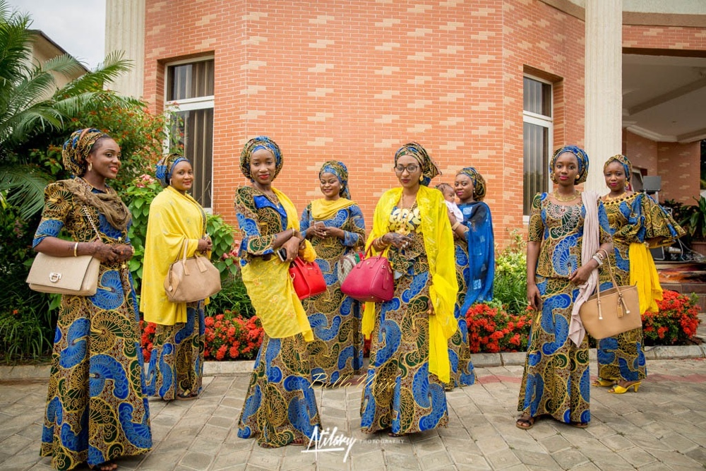 Double Wedding_Hausa Sisters_Rabi and Abdullahi, Amina and Ahmed_Nigerian Northern Wedding_BellaNaija Weddings 2016_Budan Kai_862C3779