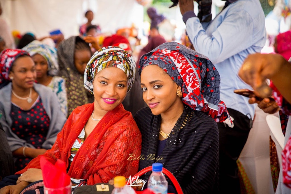 Double Wedding_Hausa Sisters_Rabi and Abdullahi, Amina and Ahmed_Nigerian Northern Wedding_BellaNaija Weddings 2016_Budan Kai_862C3899