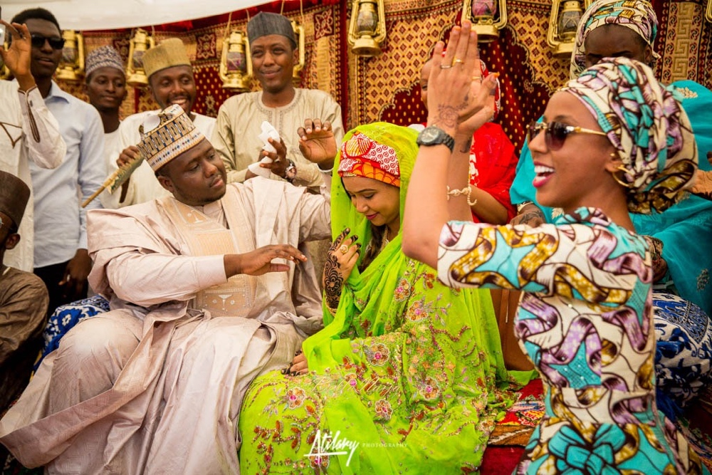 Double Wedding_Hausa Sisters_Rabi and Abdullahi, Amina and Ahmed_Nigerian Northern Wedding_BellaNaija Weddings 2016_Budan Kai_862C3918