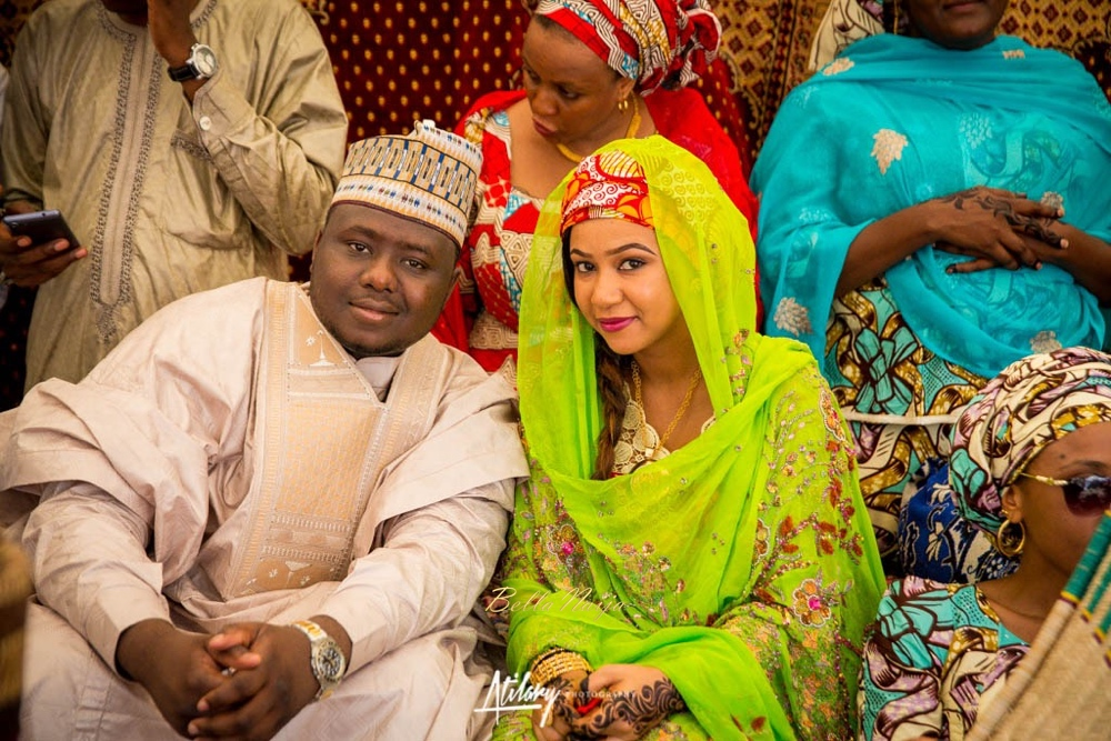 Double Wedding_Hausa Sisters_Rabi and Abdullahi, Amina and Ahmed_Nigerian Northern Wedding_BellaNaija Weddings 2016_Budan Kai_862C3987