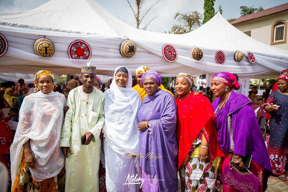 Double Wedding_Hausa Sisters_Rabi and Abdullahi, Amina and Ahmed_Nigerian Northern Wedding_BellaNaija Weddings 2016_Budan Kai_862C4211